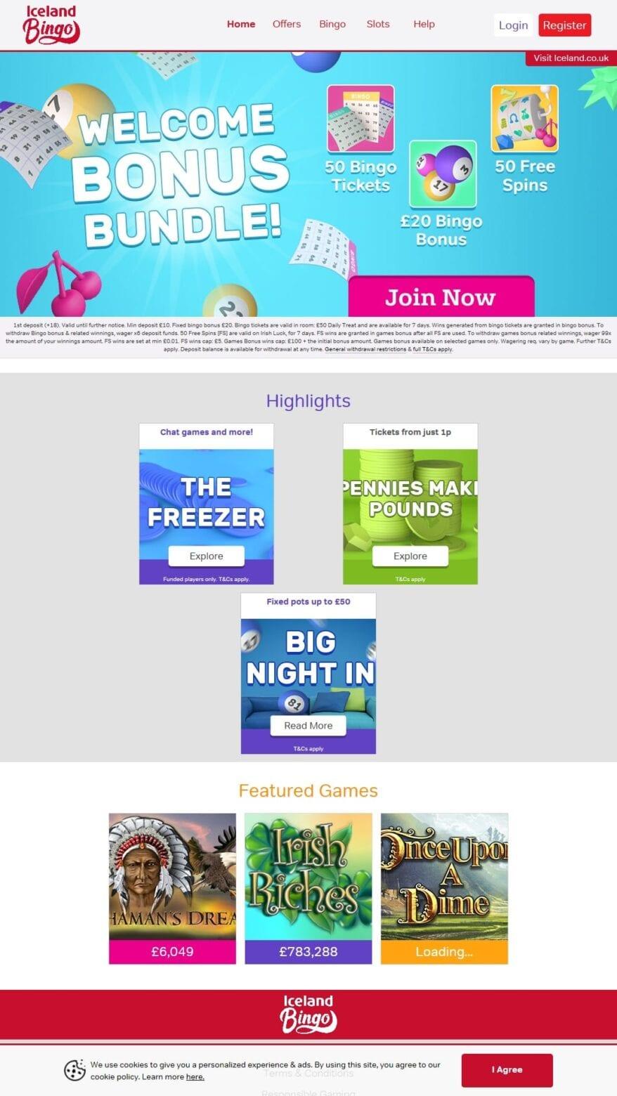game bingoiceland.com