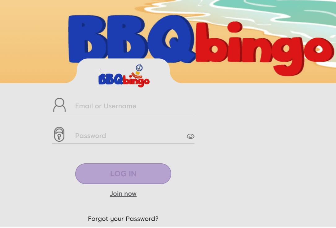 888 Casino login page