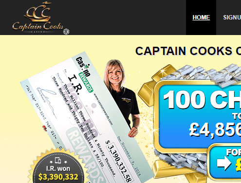 captain cook casino 480 image