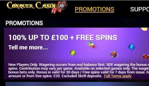 conquer casino 480 image