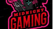 midnight gaming logo