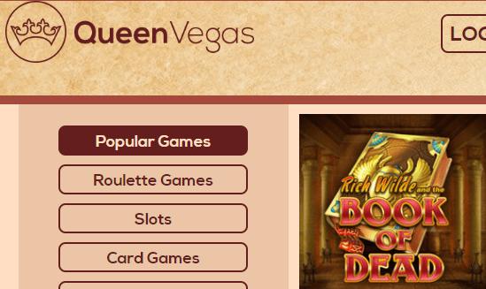queen vegas 480 image