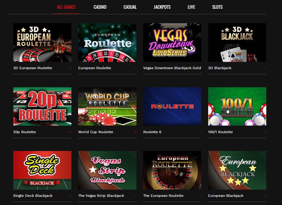 Big Fat Slots Game Page
